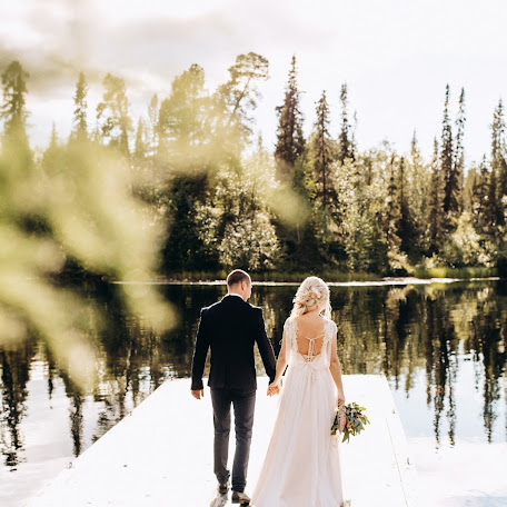 Wedding photographer Ekaterina Nosova (KatroNosova). Photo of 20.11.2017