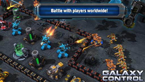 Galaxy Control: 3D strategy  screenshots 10