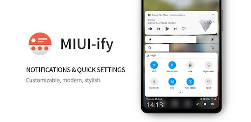 MIUI-ify - Notification Shade - Apps on Google Play