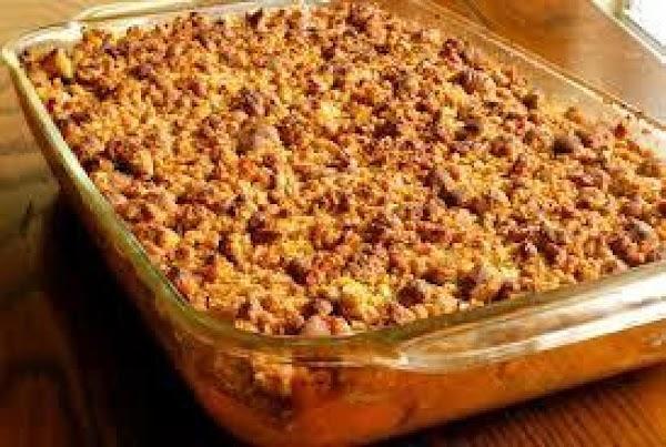 Sweet Potato Crunch Recipe