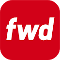 fwd - Search Hidden Jobs in your Network. icon