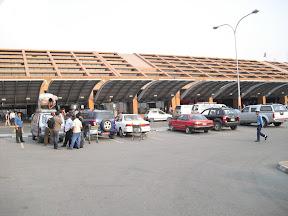 Aankomst Vliegeveld Kathmandu