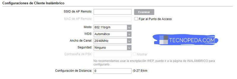 configurar una antena wifi exterior