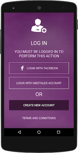 MedTales screenshot for Android