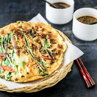 Korean Green Onion Pancake Recipes