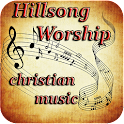 Hillsong Worship Music App icon