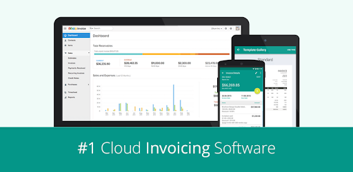 Invoice Time Tracking Zoho Apps On Google Play - Zoho invoice app
