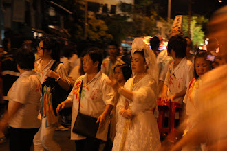 Photo: Year 2 Day 108 - Female Medium in the Procession