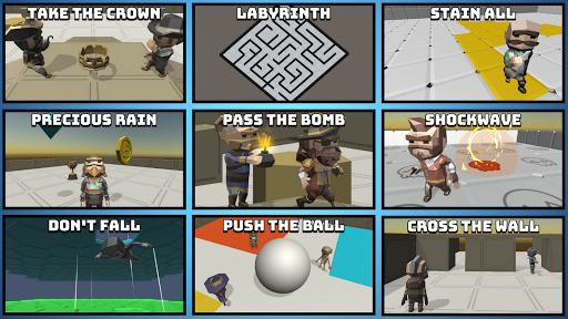Minigames Clash Party screenshot 12