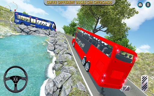Coach Bus Simulator Parking 4.9 screenshots 11