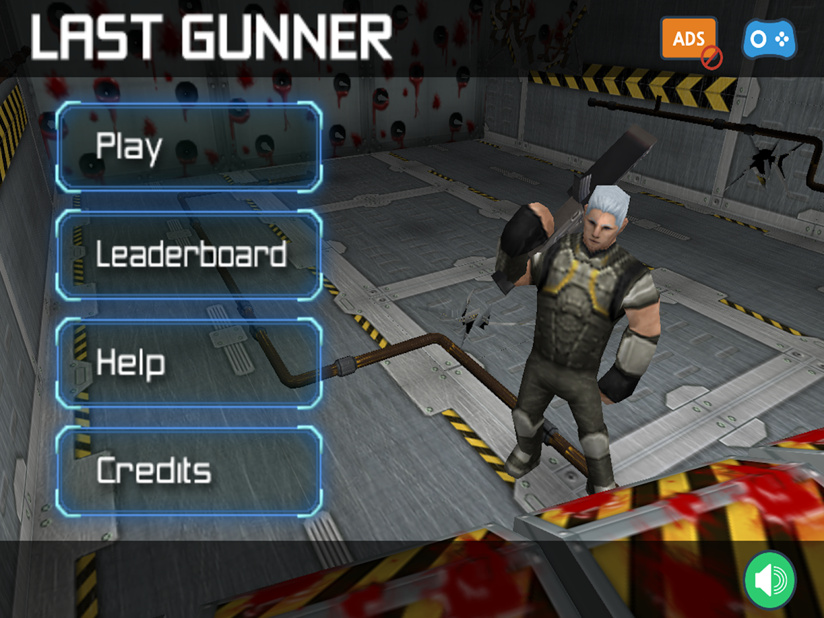 Last Gunner- screenshot