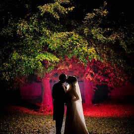 Love story  by Klaudia Klu - Wedding Bride & Groom