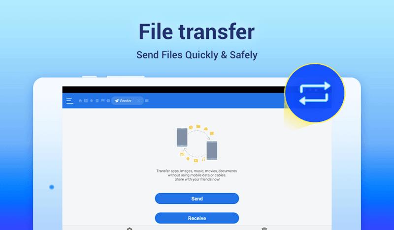 ES File Explorer File Manager Screenshot 11