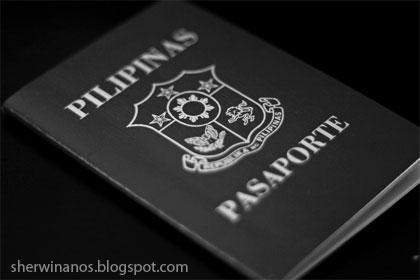 Philippine Passport image