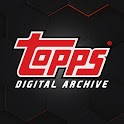 Topps® Digital Archive icon