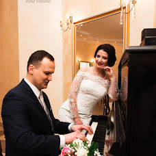Wedding photographer Anna Veretina (anjaveretina). Photo of 14.01.2017