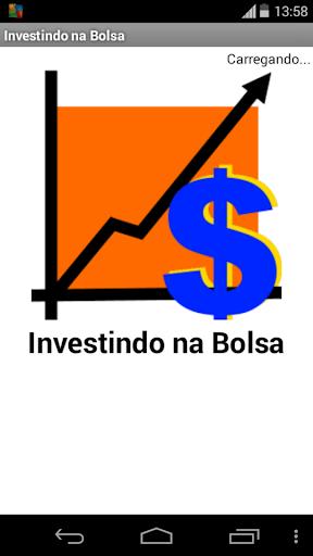 Investindo na Bolsa