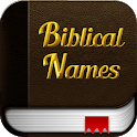 Biblical Names with meanings icon