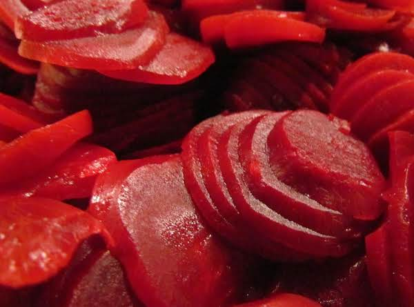 Gorgeous Pickled Beets Recipe