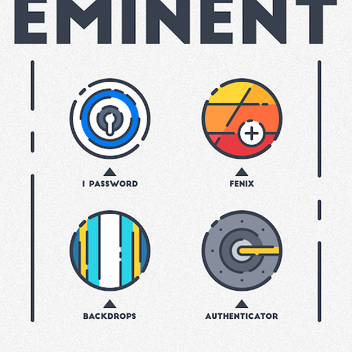 EMINENT - ICON PACK  screenshots 2