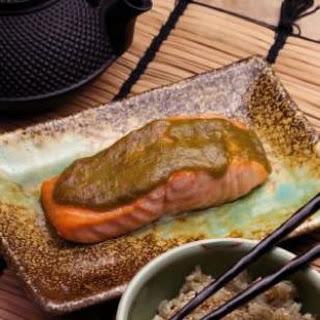 Midori Salmon Recipe