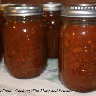Boston Baked Beans for pressure canning