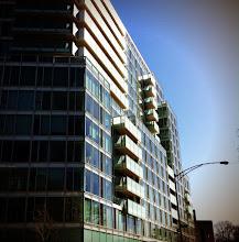 Photo: Richard Meier Apartments