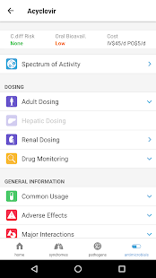 Spectrum - Localized Antimicrobial Stewardship- screenshot thumbnail
