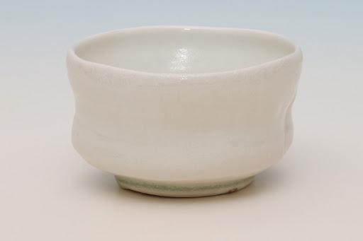 Sandy Lockwood Porcelain Tea Bowl 026