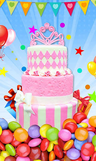Kids Cake Maker: Cooking Game