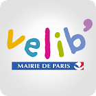 Vélib' officielle icon