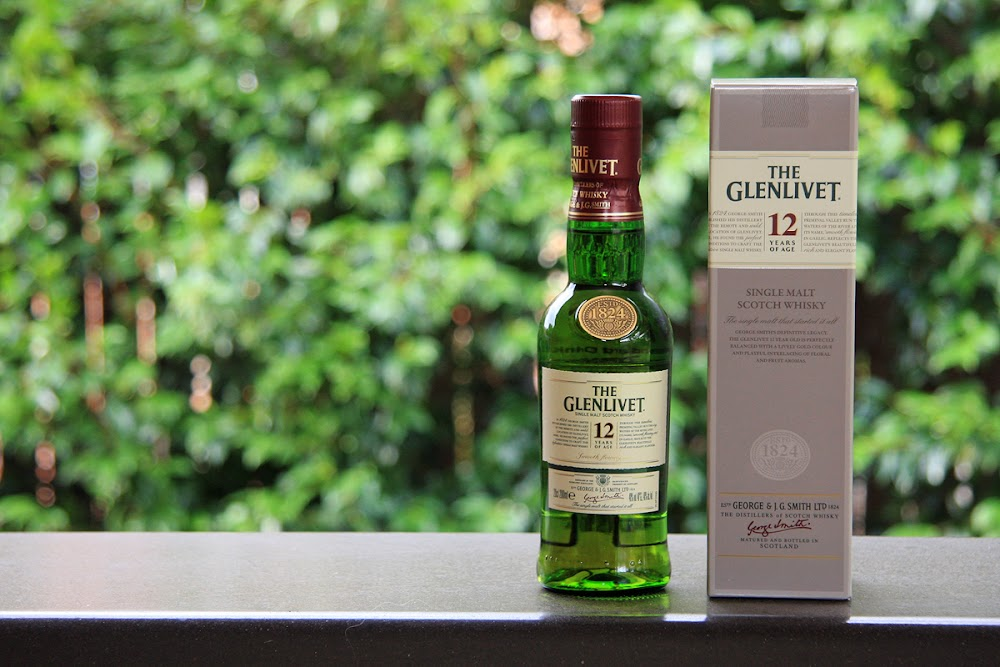 best-whisky-brands-india-glenlivet-12-price-Rs. 5610 for 750 ml. (12 Years Old)