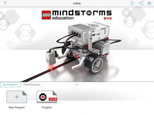 LEGOu00ae MINDSTORMS Education EV3 1.2.59 gameplay | AndroidFC 1