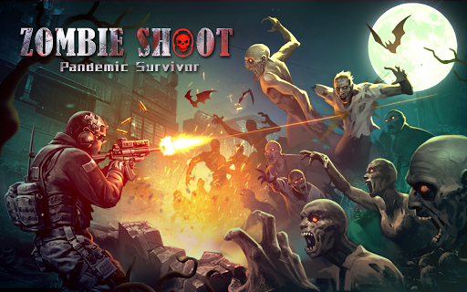 Zombie Shooter:  Pandemic Unkilled 2.0.3 screenshots 9