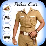 Men Police suit Photo Editor - Police Dresses