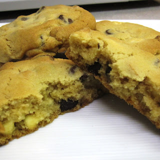 Big, Fat, Chewy Multichip Cookies.