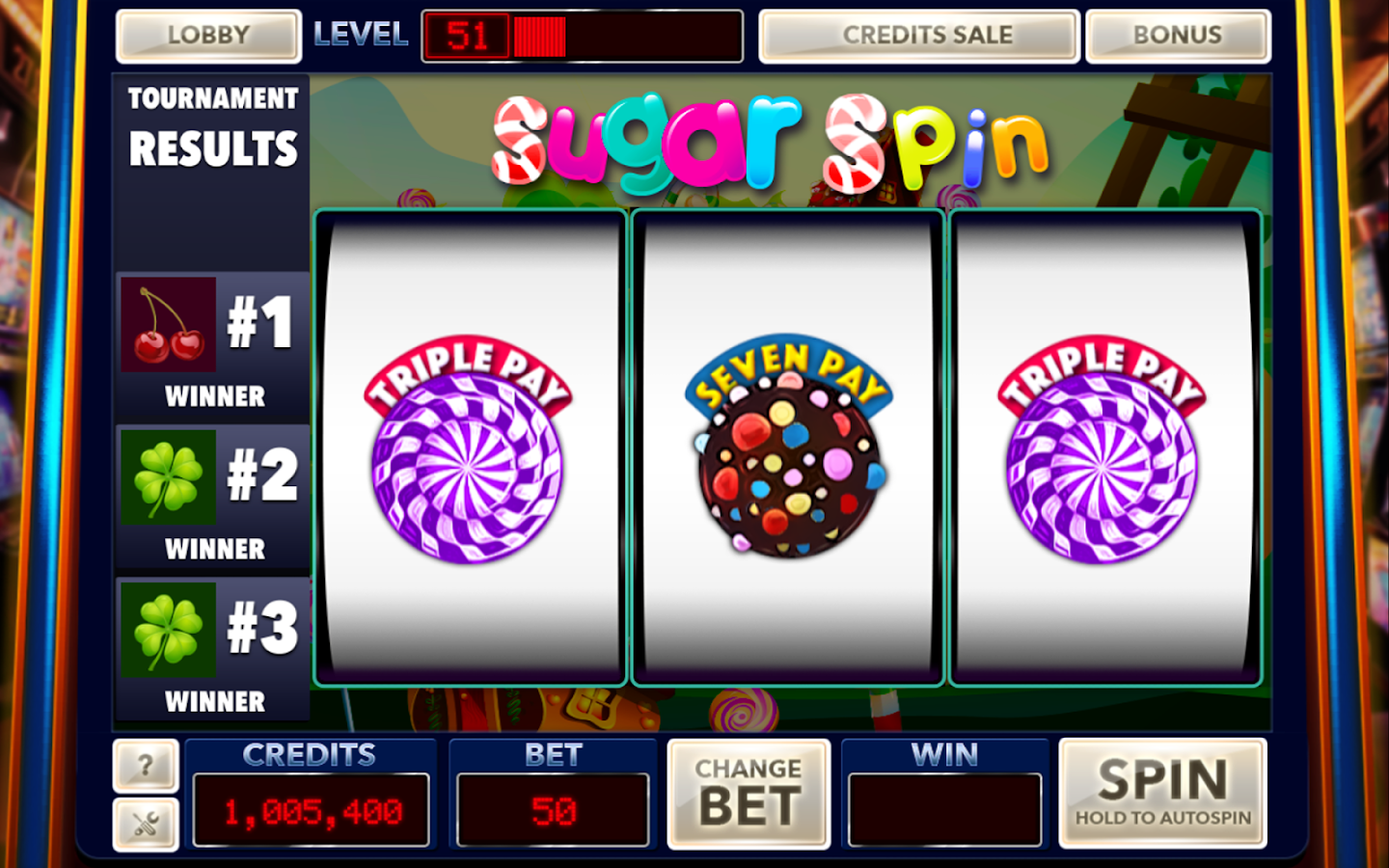 Big Top Slots - Play Real Casino Slot Machines Online