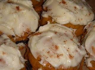 Pumpkin Cookies In July