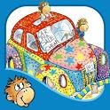 5 Monkeys Wash the Car icon