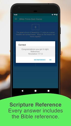 Bible Trivia Game Free screenshot 2