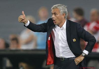 Mourinho s'en prend à l'arbitrage... mais surtout à ses joueurs après la défaite