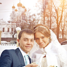 Wedding photographer Vladimir Rusakov (ORIONPHOTO). Photo of 24.05.2014
