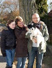 Photo: Miriam & Sascha mit Chess - Murphy 06.03.2011