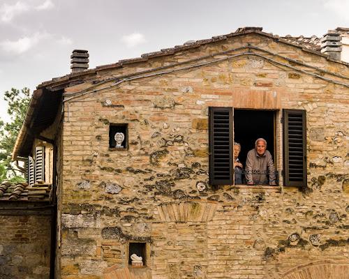 Alla finestra di Cosimo Ignesti