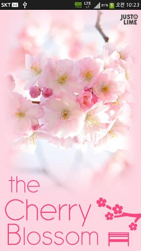 카카오톡 테마 - The CherryBlossom