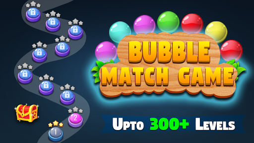 Bubble Match Game - Color Matching Bubble Games android2mod screenshots 24