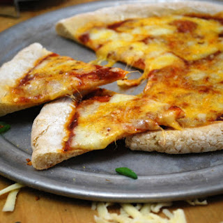 Perfect Cheese Pizza.