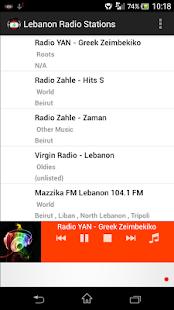 Lebanon Radio Stations - náhled