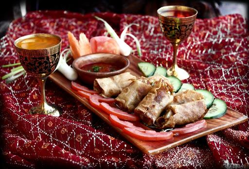Govindam Retreat menu 3