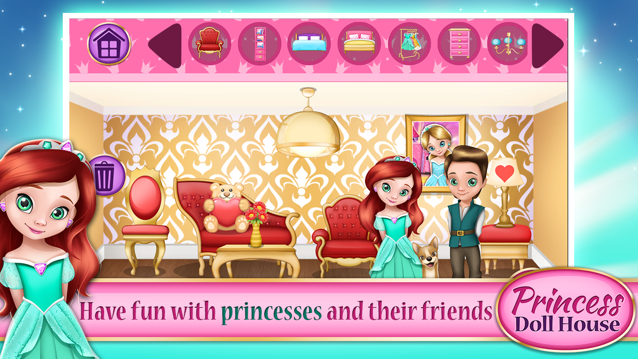 Princess Doll House Games Android Apps On Google Play